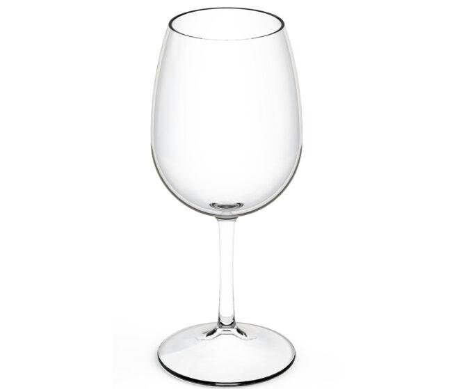 Copas de vino y agua irrompibles