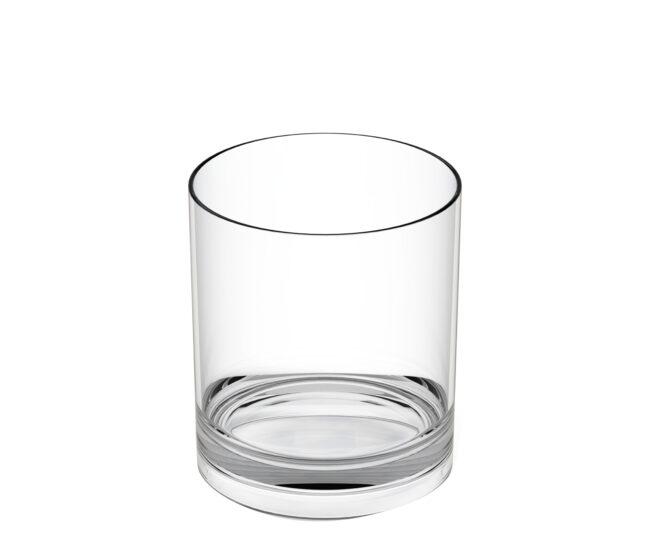 Vaso whisky irrompible