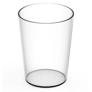 Vaso refresco irrompible