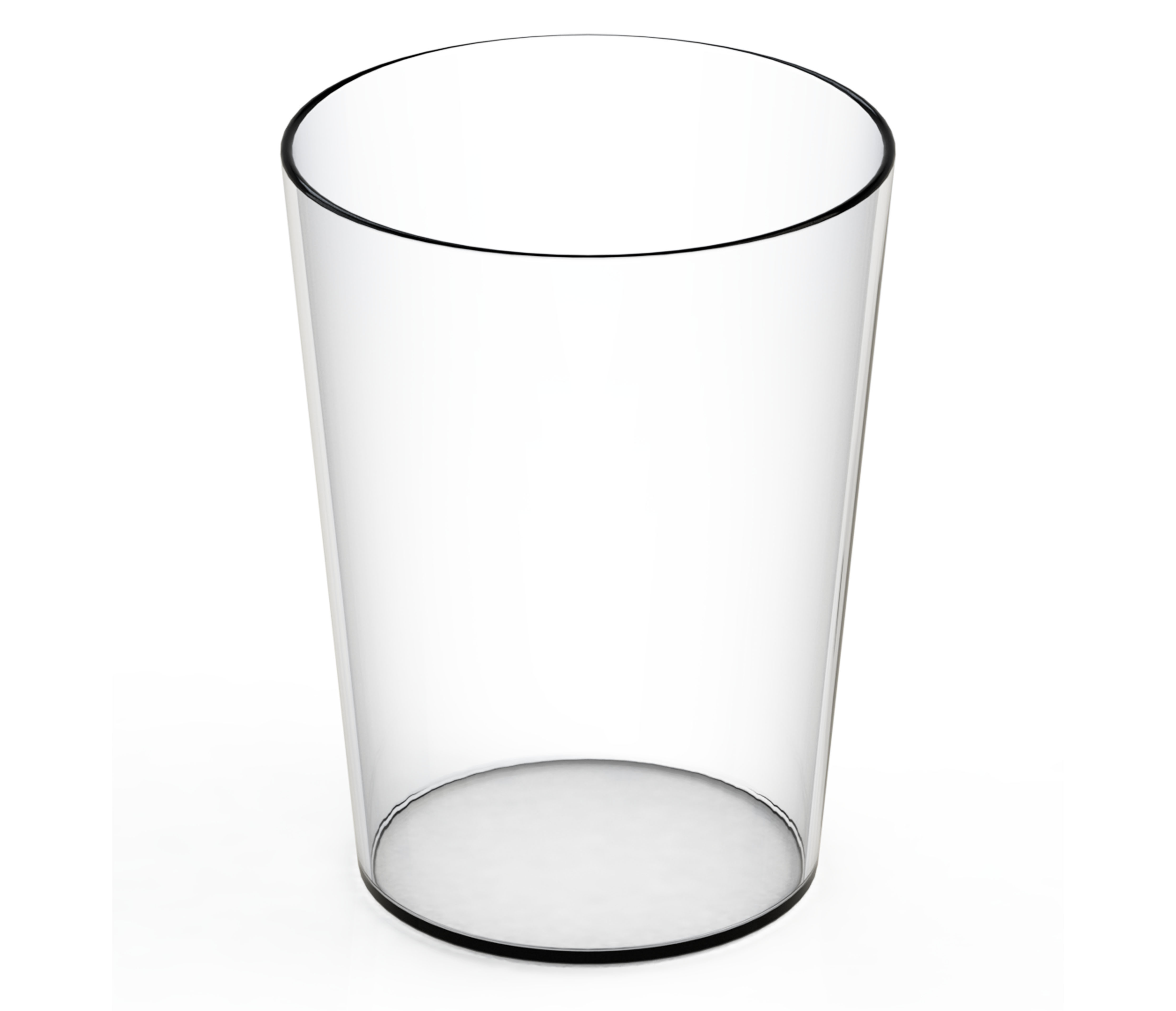 Vasos refresco irrompibles