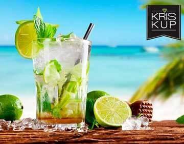 COCTELES FACILES DE PREPARAR | COPAS DE COCTEL KRISKUP