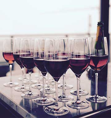 Tipos de vino - Clasificación por vinificación, gusto y añada