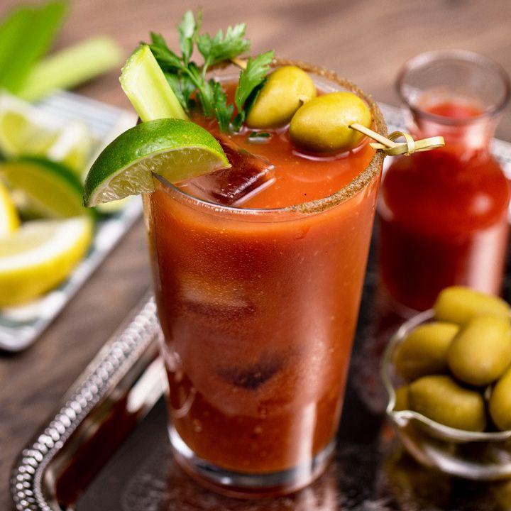 Receta de Bloody Mary, un cóctel perfecto | Kriskup