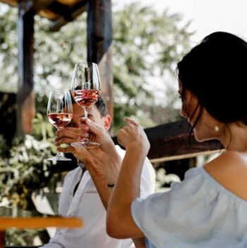 Como abrir botella vino