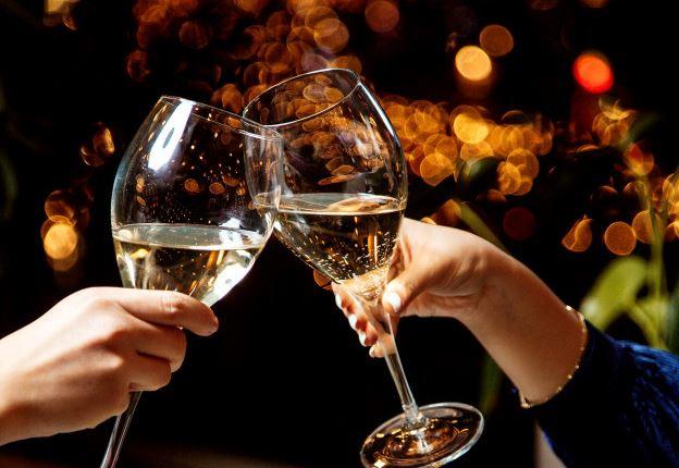 limpiar copas vino