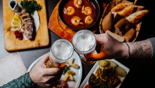 Tipos de vasos y copas para cervezas